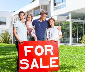 Family in contemporary home small FHA announces their 2015 county loan limits!