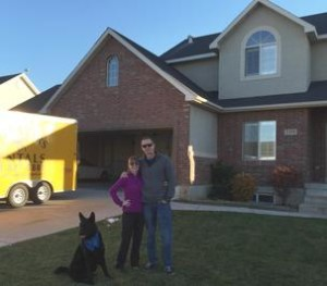 Another happy first time buyer